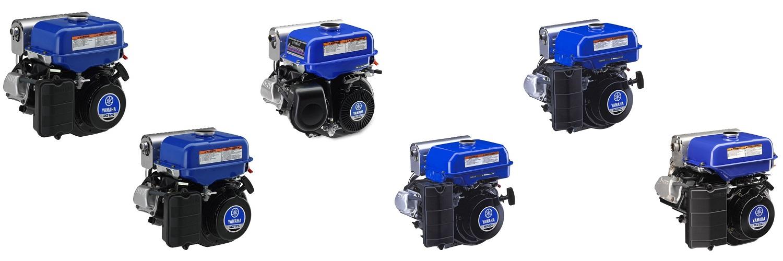 Motores multi-proposito